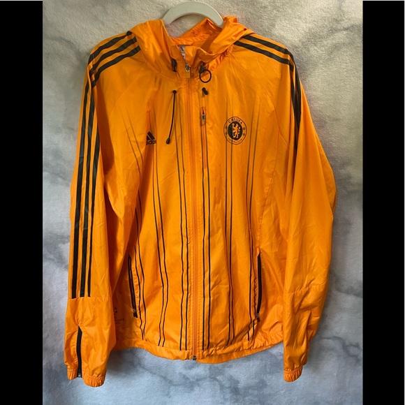 Chelsea Soccer Windbreaker UCL England Adidas